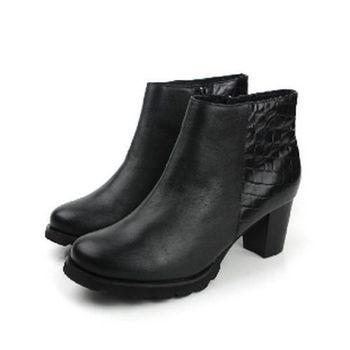 Kimo 靴子 黑 女款 no437