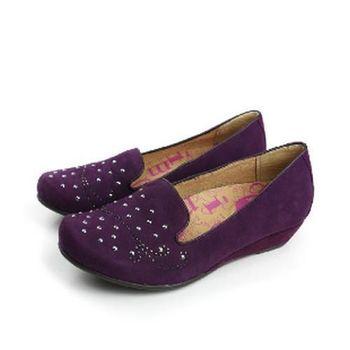 Kimo 休閒鞋 紫 女款 no412