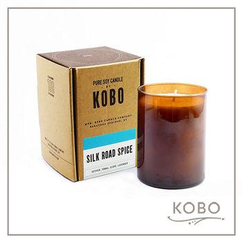 【KOBO】美國大豆精油蠟燭 - 絲路點滴 (435g/可燃燒100hr)