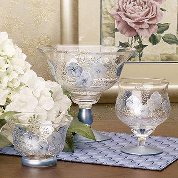 【Madiggan貝斯麗】鬱金香系列手工彩繪 蠟燭杯三件特惠組