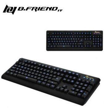 【B.Friend】GK2 超防水LED發光遊戲鍵盤