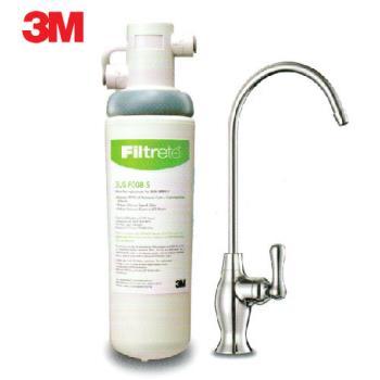 《3M》Filtrete 極淨便捷系列 S008淨水器(3US-S008-5)