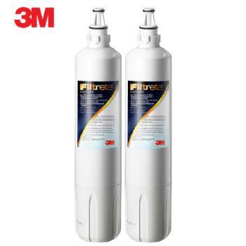 《3M》Filtrete 極淨便捷系列 S003淨水器專用替換濾芯F003(3US-F003-5)二支