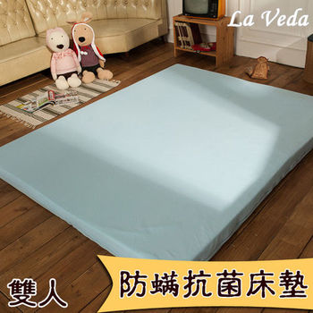 La Veda 莉絲防螨抗菌記憶床墊(10CM)-雙人