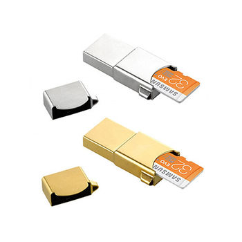 SAMSUNG Metal OTG 32GB 隨身碟【OTG  USB  Card 3合1 】