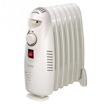 【Kolin 歌林】七葉片式恆溫電暖器 KFH-HC07