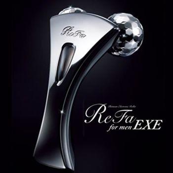 【MTG】ReFa EXE for Men男性專用 鉑金滾輪電子美容按摩器