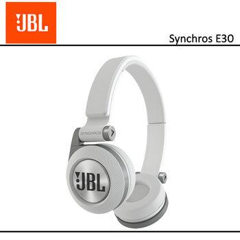 【JBL】高傳真耳罩式耳機 E30