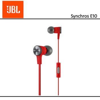 【JBL】高傳真耳道式耳機 E10