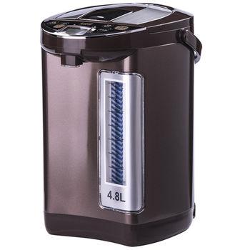 大家源 4.8L三段定溫電熱水瓶 TCY-2325