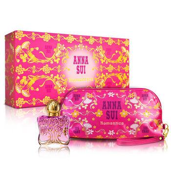 Anna Sui 安娜蘇 安娜花園風采禮盒-送品牌針管&紙袋