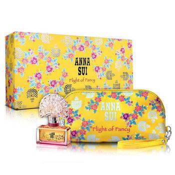 Anna Sui 安娜蘇 逐夢翎雀風采禮盒-送品牌針管&紙袋