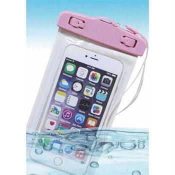 【KINYO】E.SAL適用6吋以下手機防水袋(PH-537)