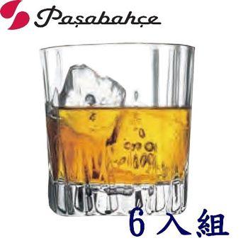 土耳其Pasabahce刀尖威士忌杯250cc-六入組