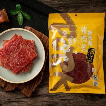 【新東陽】蜜汁豬肉乾310g