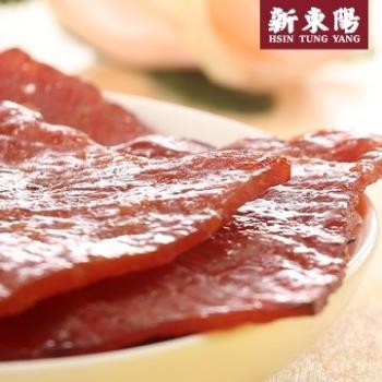 【新東陽】辣味豬肉乾310g