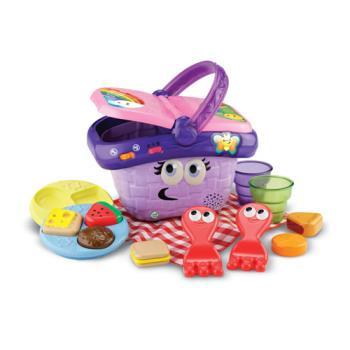 《LeapFrog 跳跳蛙》美國跳跳蛙LeapFrog-歡樂扮家家酒野餐組★原廠優質玩具