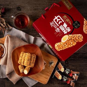 【新東陽】肉鬆起司捲禮盒-芝麻
