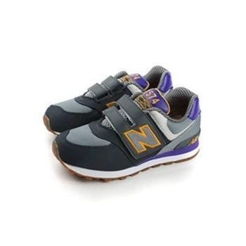 New Balance 574系列 跑鞋 灰 童 no961