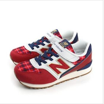 New Balance 996系列 跑鞋 紅 童 no903