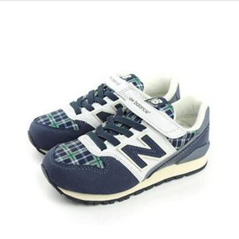 New Balance 996系列 跑鞋 深藍 童 no900