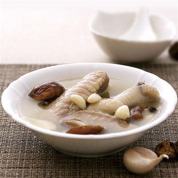 天和鮮物 海藻雞蒜頭雞湯(480g/包)