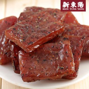 【新東陽】 I-mini黑胡椒厚片肉乾(105g)