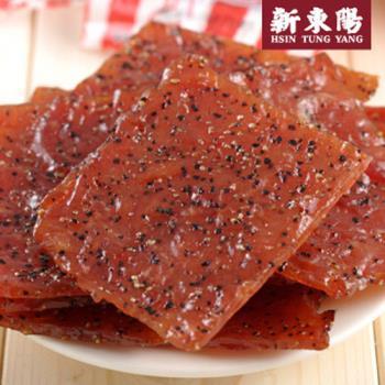 【新東陽】I-mini黑胡椒豬肉乾105g