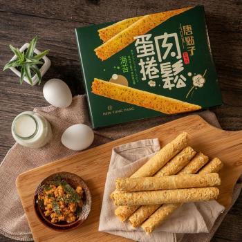 【新東陽】海苔肉鬆蛋捲