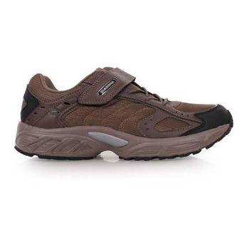 【DIADORA】男健走鞋 -走路鞋 休閒 運動 咖啡