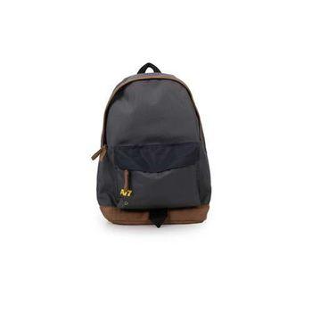 【ASICS】後背包 -亞瑟士 旅行包 旅行袋 13吋 深灰卡其