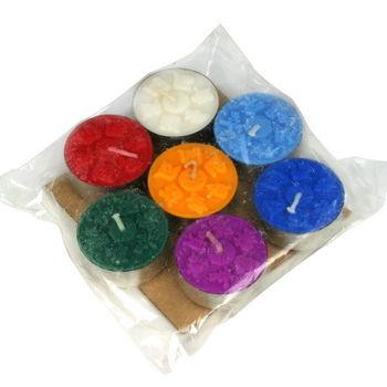 【十相自在】七色純質酥油粒(7入)