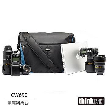 thinkTank 創意坦克 CityWalker 30 都會旅行系列 單肩背包(CW690,藍色)