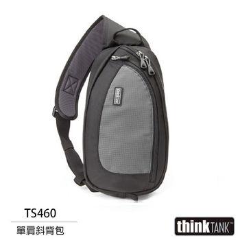 thinkTank 創意坦克 TurnStyle 10 單肩斜背/ 腰包兩用 相機背包 (TS460,灰色)