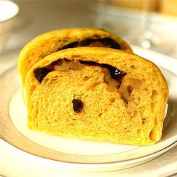 東森得易購自然食尚 英式核桃葡萄乾蒸麵包130g