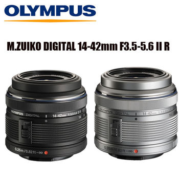 Olympus M.ZUIKO DIGITAL 14-42mm F3.5-5.6 II R (公司貨)