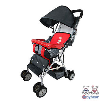 TONYBEAR 可揹式嬰兒三用背架推車
