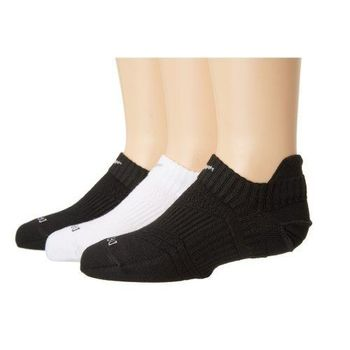 Nike 2016女輕質DriFit混搭黑白低切運動襪3入組(預購)