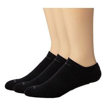 【Nike】2016男女舒適DRI-FIT黑色低切運動襪3入組(預購)
