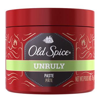【加拿大 Old Spice 歐仕派】經典老牌髮蠟-UNRULY(6.64oz/75g)