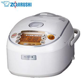 『ZOJIRUSHI』☆ 象印 6人份 多段式壓力IH微電腦電子鍋NP-NDF10