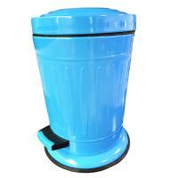 PUSH ^#33 居家 用品 colourful液壓緩降圓型垃圾桶 置物桶 5升 ^#4