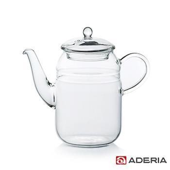 【ADERIA】日本進口梅子酒專用耐熱玻璃茶壺440ml