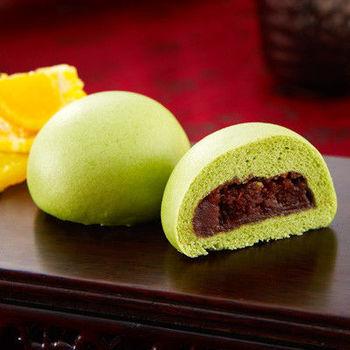 易牙居 抹茶紅豆包(8顆 / 240g)