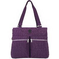 薇娜 WAYNA ~ 三層式超輕手提包  EV~8959~紫