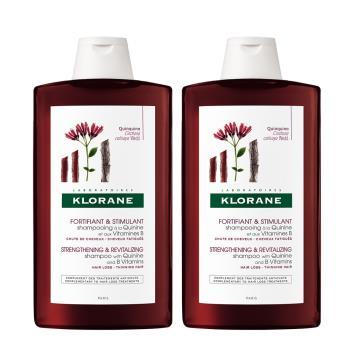 KLORANE蔻蘿蘭 養髮洗髮精(200ml) 2入組