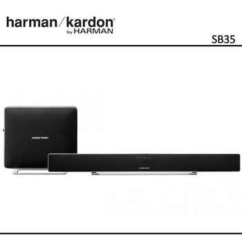 【Harman Kardon】 Sabre SB35 Soundbar 家庭劇院無線組