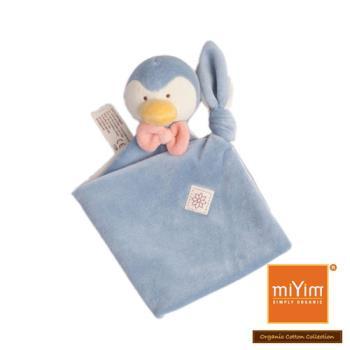 美國miYim有機棉安撫巾(噗噗企鵝)