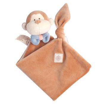 美國miYim有機棉安撫巾(布布小猴)