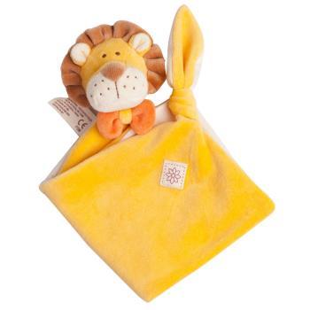 美國miYim有機棉安撫巾(里歐獅子)